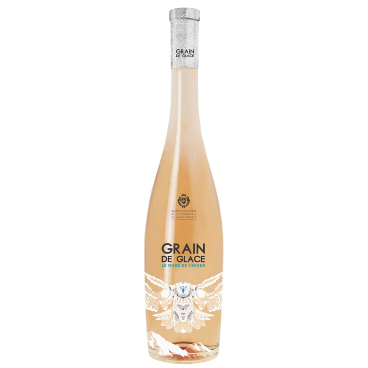 0510506 GRAIN DE GLACE ROSE 2019 75 CL M